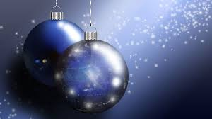 christmas ornaments background hd. Brilliant Ornaments Blue Christmas Ornaments Widescreen Wallpaper On Background Hd A
