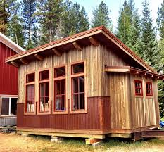 small cabin kits for sale with nice tiny house design, the condition is new,