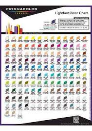 Luxury Prismacolor Pencils Color Chart 132 Michaelkorsph Me
