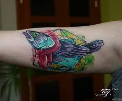 рыба птица и геометрические фигуры добавлено мокшин олег