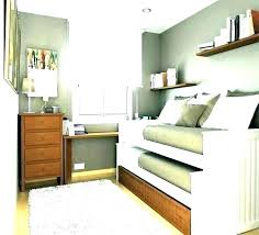 Home Office Bedroom Combination Decor Collection