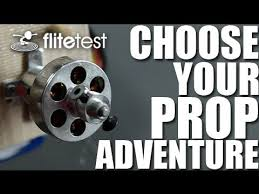 Top Flite Prop Chart Flite Test Choose Your Prop Project