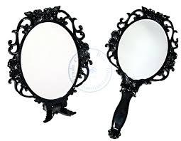 ornate hand mirror. Vintage Hand Mirrors Old Held . Ornate Mirror