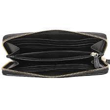 ... spain coach long wallet outlet coach f54003 imblk black 1a055 a7143 ...