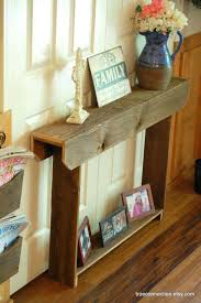 very narrow hall table. Narrow End Table With Storage Side Tables Living Room Inspiring Intended For Very Entryway Hall