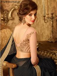 Indian Hair Style 37 beautiful hairstyle for saree indian traditional hairstyles 3235 by wearticles.com