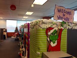 office holiday decorating ideas. Office Holiday Decorating Ideas U003e Cubicle