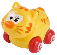 Развивающая <b>игрушка</b> Simba ABC Животные на колесиках ...