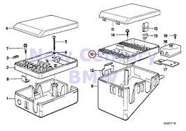 amazon com bmw genuine fuse box fuse box 635csi m6 325e 325i bmw genuine fuse box fuse box 635csi m6 325e 325i
