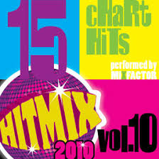 Hit Mix 2010 Vol 10 15 Chart Hits By Mix Factor On Itunes