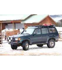 TOYOTA LAND CRUISER 80 · STEALTH RACK· Multi-Light Setup· WITH ...