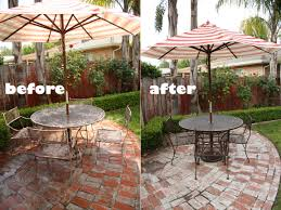 New Paint Job for Patio Furniture