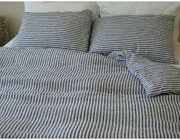 blue striped duvet cover white and blue striped duvet covers blue and white striped duvet set