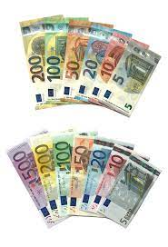 File:All Euro banknotes.png - Wikimedia Commons