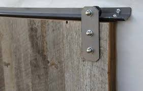 Low Profile V Track - Lowest Clearance Barn Door Hardware