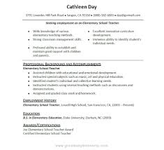 Resume Examples For College Students With Little Experience Elegant