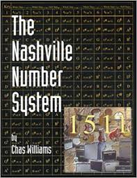 The Nashville Number System Chas Williams 9780963090669