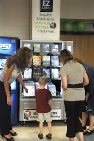 Library Vending Machine Classy Hanover Township Gets Bethlehem Area Public Library Vending Machine