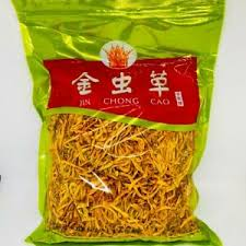 8oz-1LB hierba seca chino Jin Chong Cao Cordyceps militaris Cordyceps  flower金虫草 | eBay
