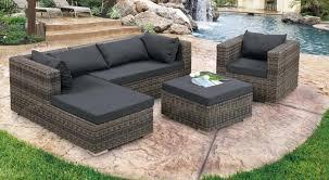 diy outdoor garden furniture ideas. Stylish And Functional Outdoor Patio Furniture Sectional | Home Sets Diy Garden Ideas