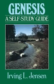 Jensen Bible Study Charts Genesis Jensen Bible Self Study Guide