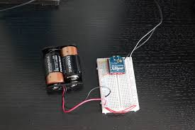 wireless control of ac devices a powerswitch tail machine above is a diagram of the circuit in the photos we used c batteries a pair of aa batteries as shown in this diagram will work fine