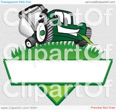 lawn mower logo. png file has a transparent background. lawn mower logo o