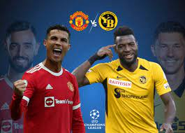 Manchester United vs Young Boys Live Telecast, Streaming Details in India &  UK