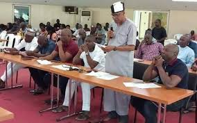 Image result for Benue lawmakers