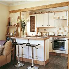 open kitchen and living room design. open-plan country style kitchen-living room with breakfast bar open kitchen and living design