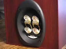 how to bi wire or bi amplify your speakers youtube Guitar Speaker Wiring Diagrams Wiring Diagrams For Polk Floor Speakers #27