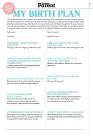 Birth Plan Download Birth Plan Print Out Vbhotels Co