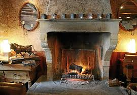 Feuer Im Ofen Glück Im Haus