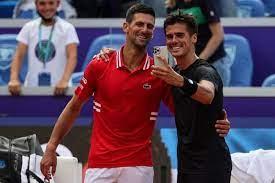 ATP Belgrade 2: Novak Djokovic storms over Federico Coria in 55 minutes
