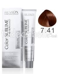 Revlon Professional Hair Colour Chart