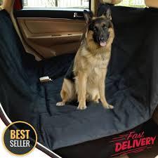 pet car suv van back rear bench seat cover waterproof hammock for dog cat new