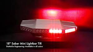 Saber Light Bar
