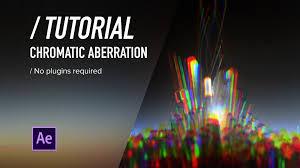 Broken Light Effect Chromatic Aberration Is The Effect Of Light Getting Broken