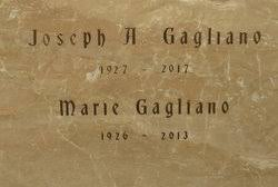 Joseph Anthony Gagliano (1927-2017) - Find A Grave Memorial