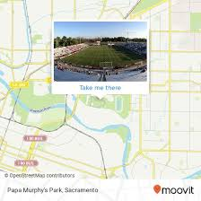 Bonney Field Sacramento Seating Chart How To Get To Papa Murphys Park In Sacramento By Bus Or