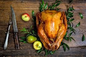 Dry Brined Turkey