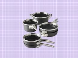 Saucepan Size Chart The Only Pots And Pans Youll Need Real Simple