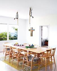 Long Kitchen Light Fixtures Long Kitchen Table At Rustic Dining Table Scandinavian Dining Room