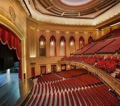 Boston Opera House Seating Chart Nutcracker Best Of Boston