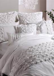85 best Bedding images on Pinterest | Masons, Master bedrooms and ... & Logan & Mason Quilt Covers Sets Indra White - The House Queen Home Decor  and Gifts Australia Adamdwight.com