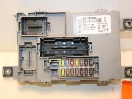 used ford ka ii 1 2 fuse box 517935210 van gils automotive 2003 Ford E350 Fuse Diagram fuse box from a ford ka ii 1 2 2009
