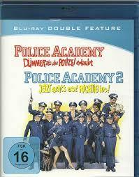 """Police Academy 1 + 2."""" (Hugh Wilson) – Film gebraucht kaufen – A000KRlz11ZZV"""