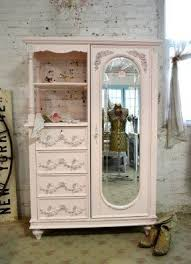 girls pink bedroom furniture. painted cottage chic shabby pink french armoire by paintedcottages this girls bedroom furniture e