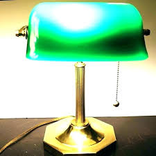 banker lamp mica bankers lamp bankers lamp shade only banker blue replacement mica bankers desk lamp banker lamp