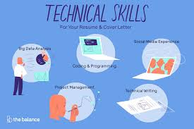 professional skills to develop list technical skills list and examples